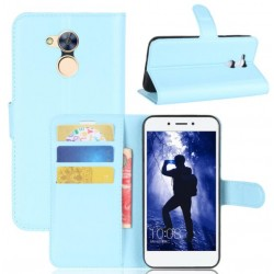 Huawei Honor 6A Blue Wallet Case