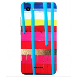 ZTE Blade A601 Brushstrokes Cover
