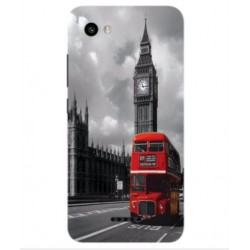 ZTE Blade A601 London Style Cover