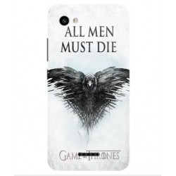 ZTE Blade A601 All Men Must Die Cover
