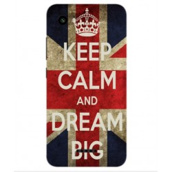 ZTE Blade A601 Keep Calm And Dream Big Cover