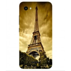 ZTE Blade A601 Eiffel Tower Case