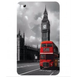 ZTE Grand X View 2 London Style Cover