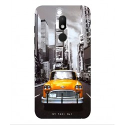 Wiko Wim Lite New York Taxi Cover