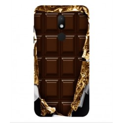 Wiko Wim Lite I Love Chocolate Cover