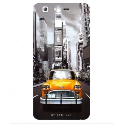 Coque New York Taxi Pour Altice Staractive 2