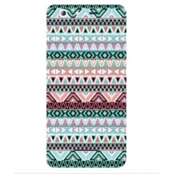 Coque Broderie Mexicaine Pour Altice Staractive 2