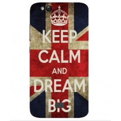Carcasa Keep Calm And Dream Big Para Altice Starnaute 4