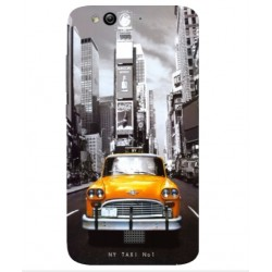 Altice Starnaute 4 New York Taxi Cover