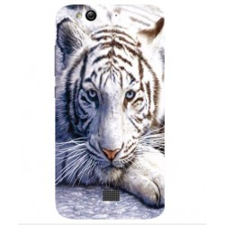 Cover 'I Love White Tiger' Per Altice Starnaute 4