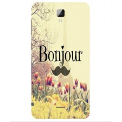 Coque Hello Paris Pour Altice Startrail 9
