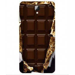 Coque I Love Chocolate Pour Altice Startrail 9