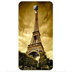Coque Protection Tour Eiffel Pour Altice Startrail 9