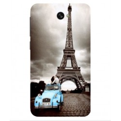 Altice Starshine 5 Vintage Eiffel Tower Case