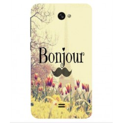 Coque Hello Paris Pour Altice Starshine 5
