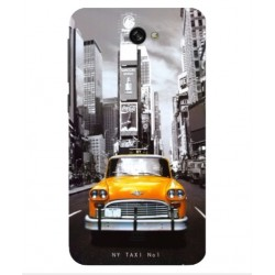 Coque New York Taxi Pour Altice Starshine 5
