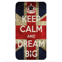 Coque Keep Calm And Dream Big Pour Altice Starshine 5