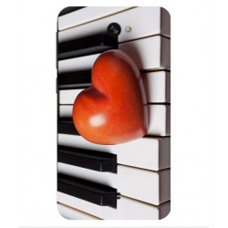 Coque I Love Piano pour Altice Starshine 5
