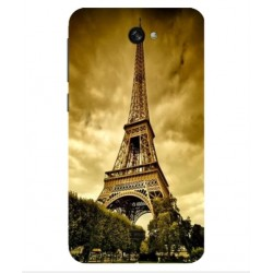 Coque Protection Tour Eiffel Pour Altice Starshine 5