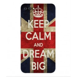 Carcasa Keep Calm And Dream Big Para Asus Zenfone 4 Max ZC554KL