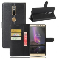 Lenovo Phab 2 Plus Black Wallet Case