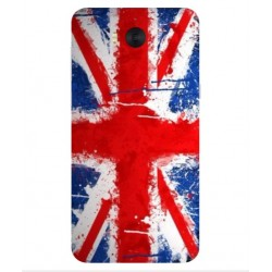 Coque UK Brush Pour Huawei Y6 2017