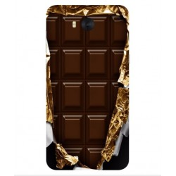 Huawei Y6 2017 I Love Chocolate Cover