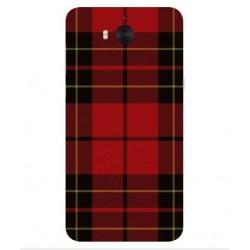 Huawei Y6 2017 Swedish Embroidery Cover