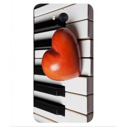 Huawei Y6 2017 I Love Piano Cover