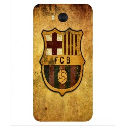 Coque FC Barcelone Pour Huawei Y6 2017