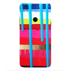 Custodia Brushstrokes Per Alcatel Idol 5s