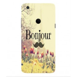 Coque Hello Paris Pour Alcatel Idol 5s