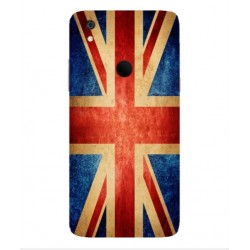Coque Vintage UK Pour Alcatel Idol 5s