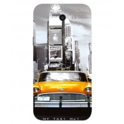 Samsung Galaxy J7 V New York Taxi Cover