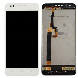 White HTC Desire 825 Complete Replacement Screen