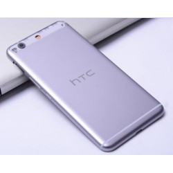 HTC One X9 Silver Battery Cover