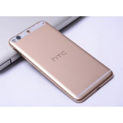HTC One X9 Gold Color Battery Cover