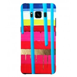 Samsung Galaxy S8 Active Brushstrokes Cover