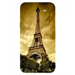 Samsung Galaxy J7 V Eiffel Tower Case