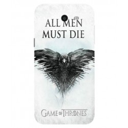 Samsung Galaxy J7 V All Men Must Die Cover