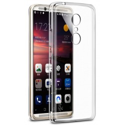 ZTE Axon Transparent Silicone Case