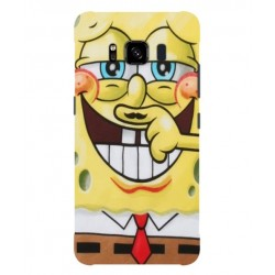 Samsung Galaxy S8 Active Yellow Friend Cover