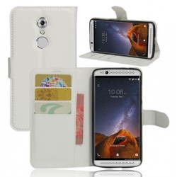 ZTE Axon 7 Mini White Wallet Case