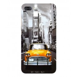 Asus Zenfone 4 Max Plus ZC554KL New York Taxi Cover