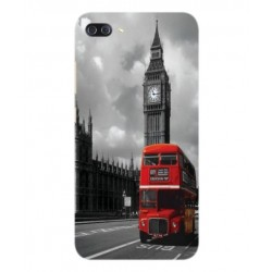 Asus Zenfone 4 Max Plus ZC554KL London Style Cover