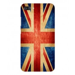 Asus Zenfone 4 Max Plus ZC554KL Vintage UK Case