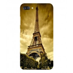 Asus Zenfone 4 Max Plus ZC554KL Eiffel Tower Case
