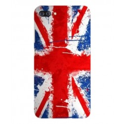 Coque UK Brush Pour Asus Zenfone 4 Max ZC520KL