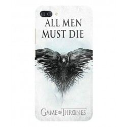 Asus Zenfone 4 Max ZC520KL All Men Must Die Cover