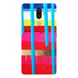 Lenovo K8 Note Brushstrokes Cover